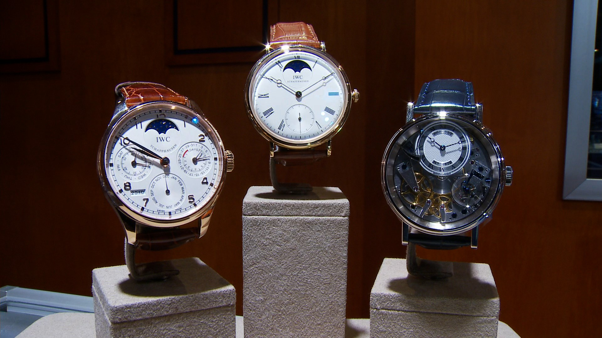Gem of the Week : Watches