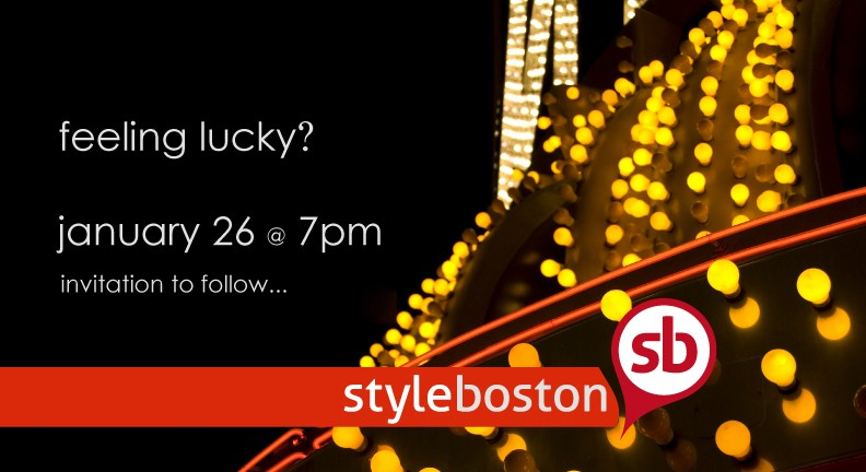 New Year, New Channel : styleboston at The Taj