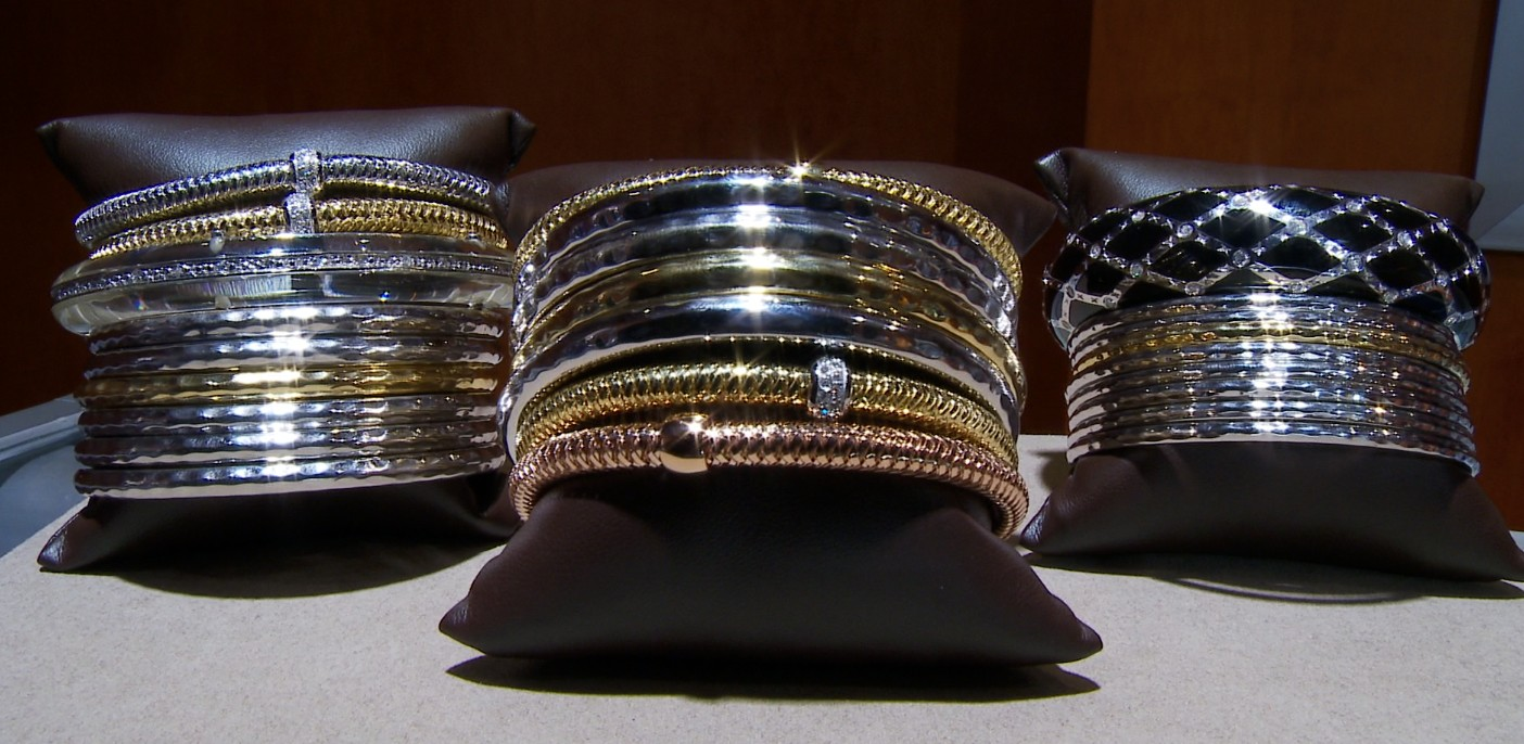 Gem of the Week : Stackable Bangles