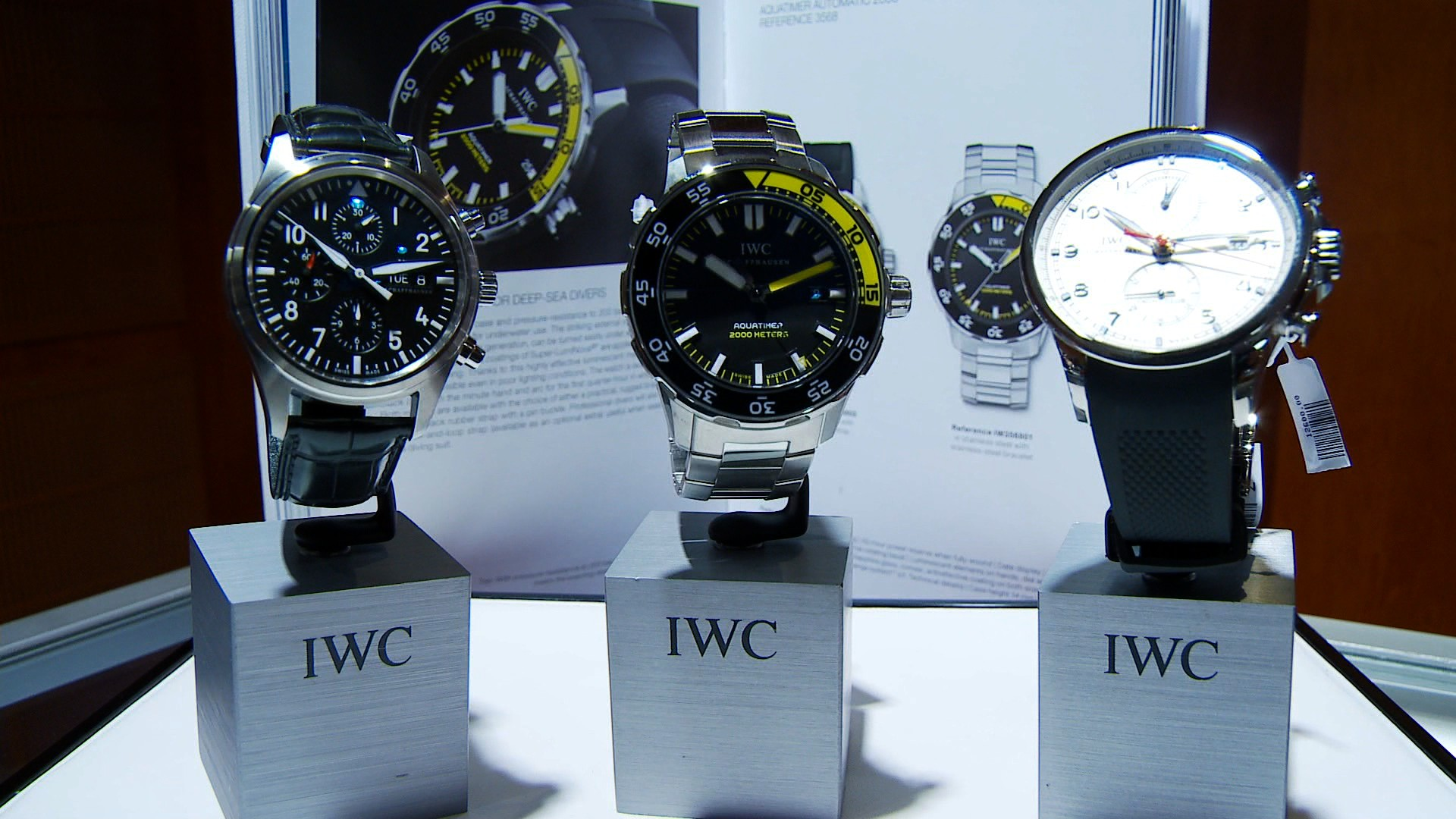 Gem of the Week : IWC Watches