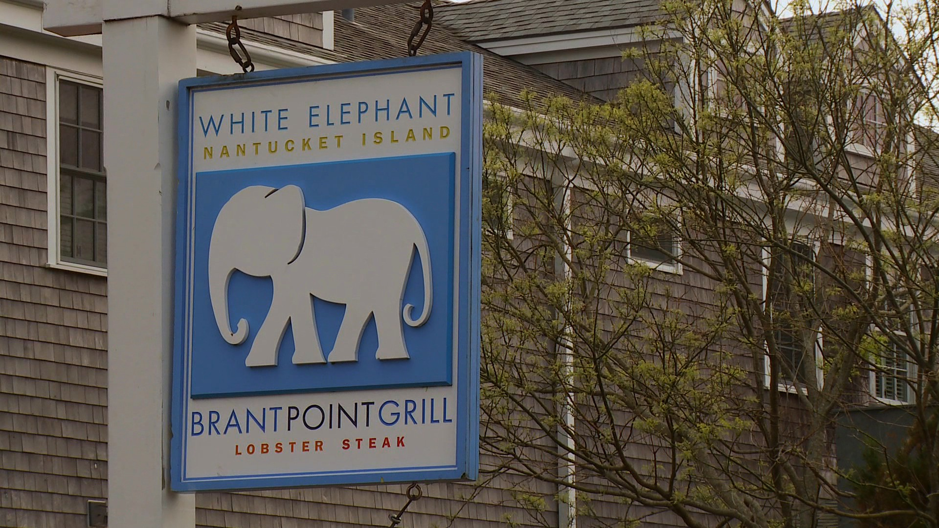 White Elephant's Brant Point Grill