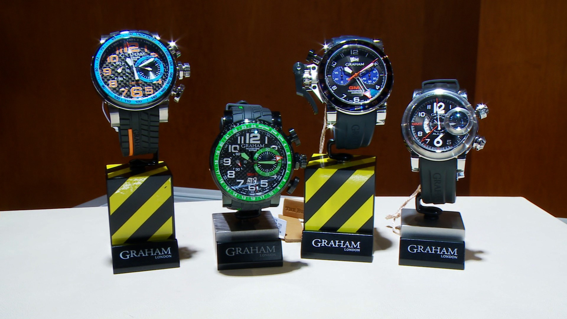 Gem of the Week : Graham Watches