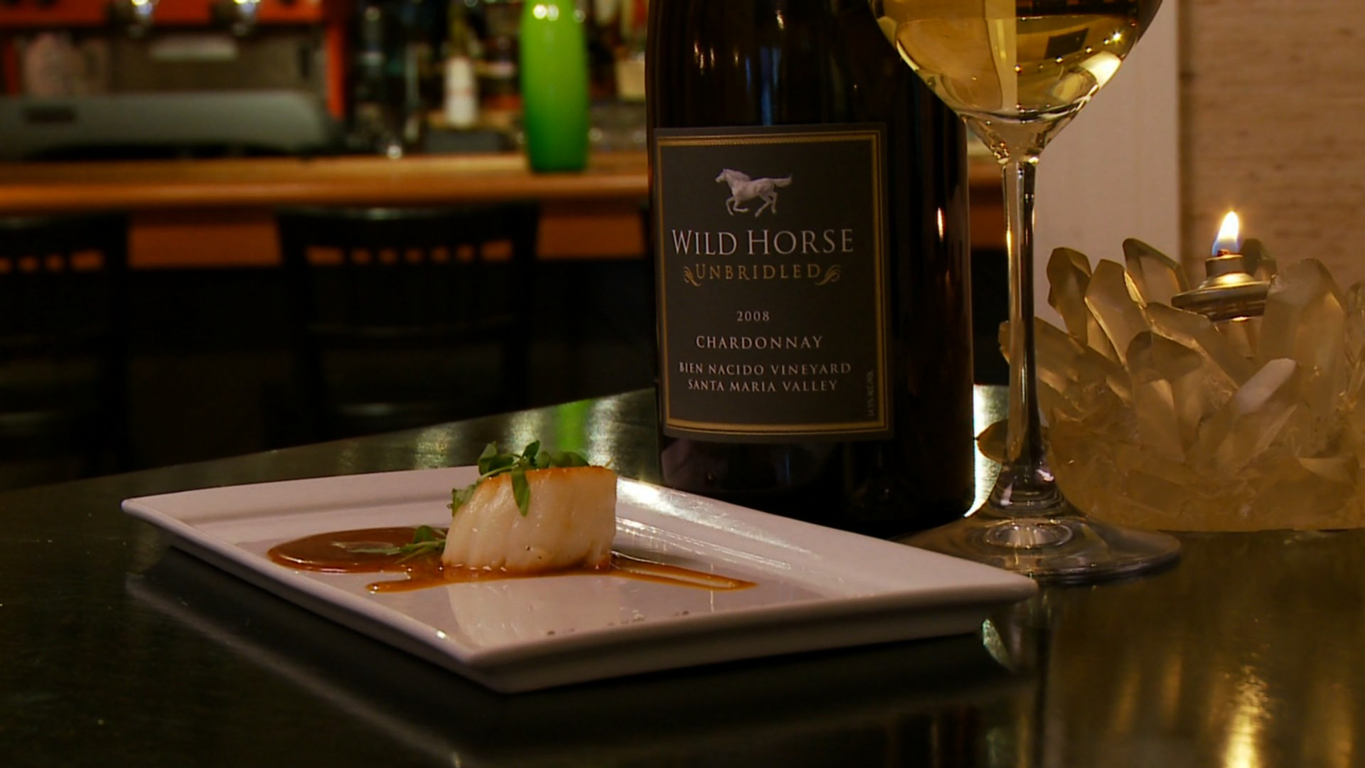 Perfect Pairings : Unbridled Chardonnay