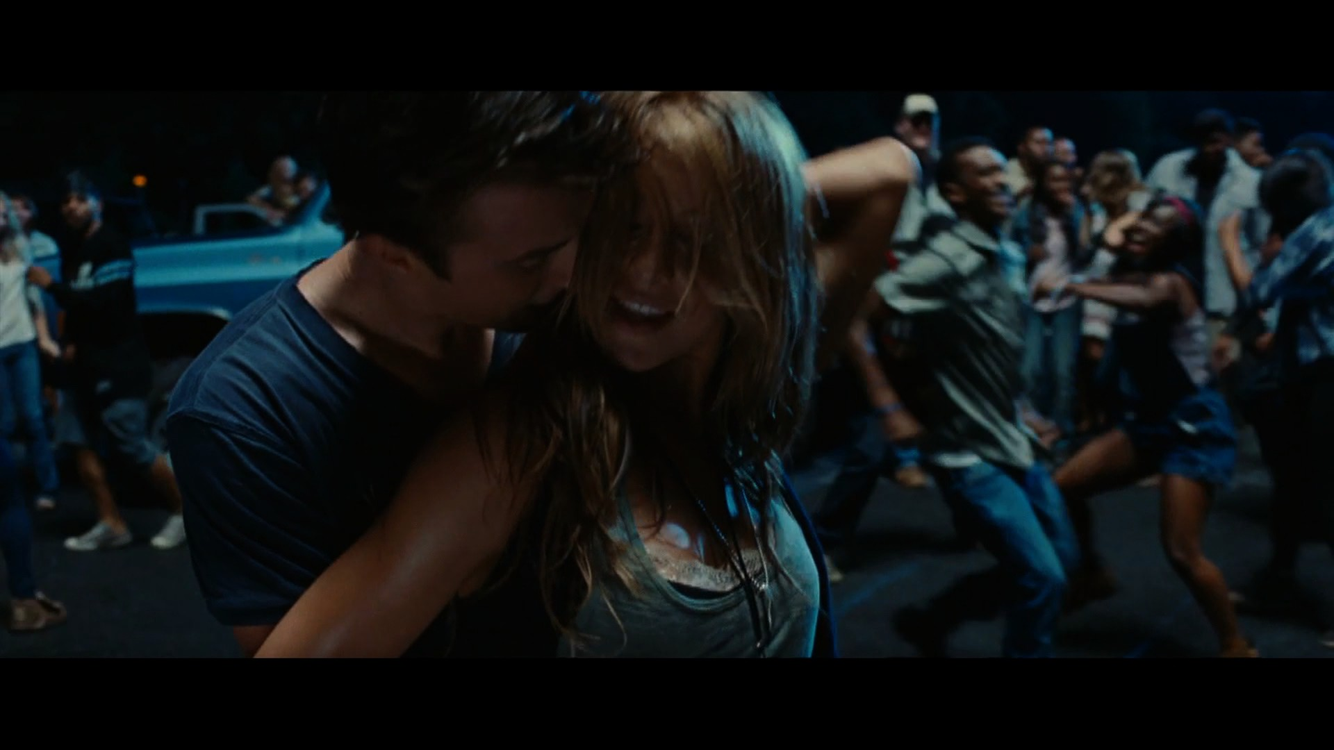 Julianne Hough & Kenny Wormald