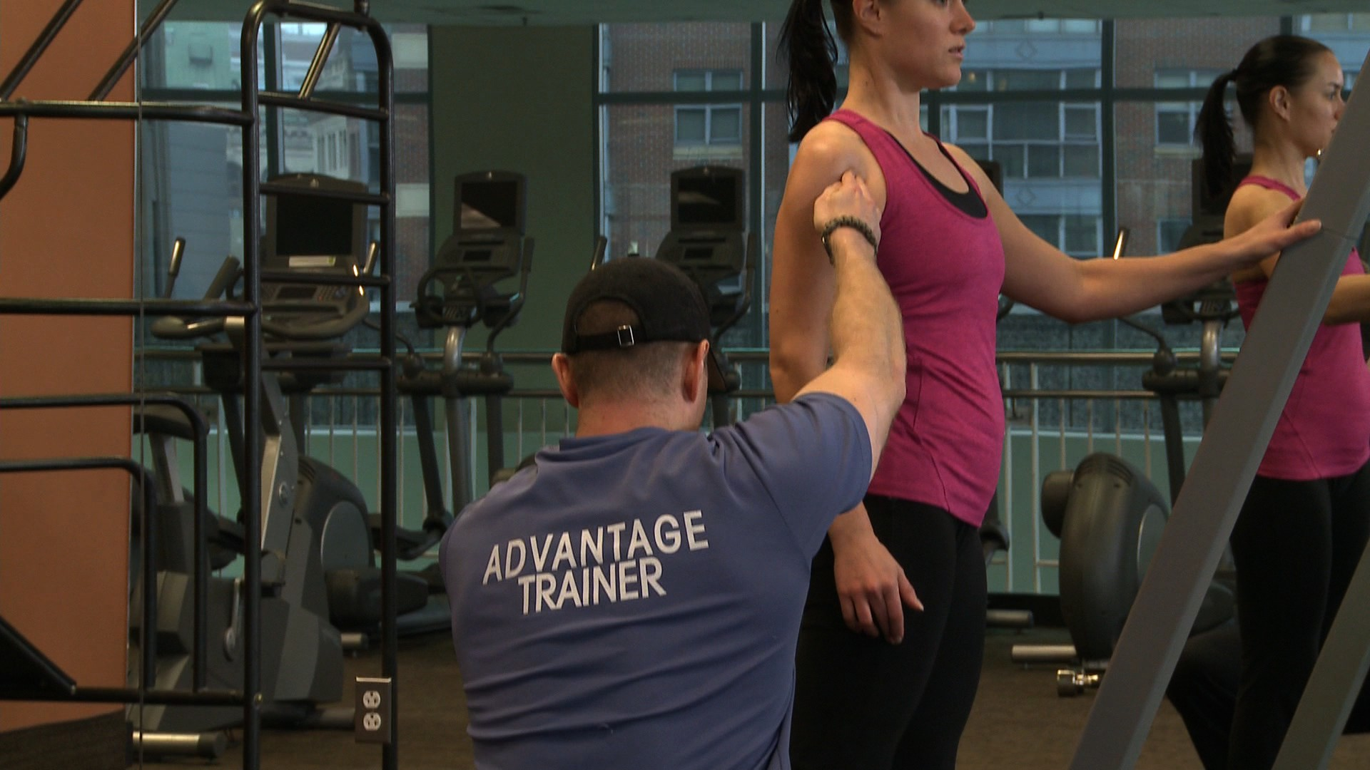 Destination...Fitness : Advantage Training